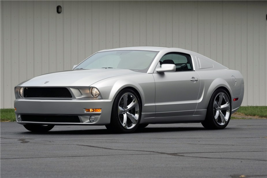 2009 Iacocca 45th Mustang