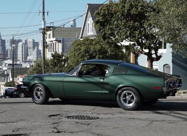 Fast N Loud Ford Mustang Bullitt