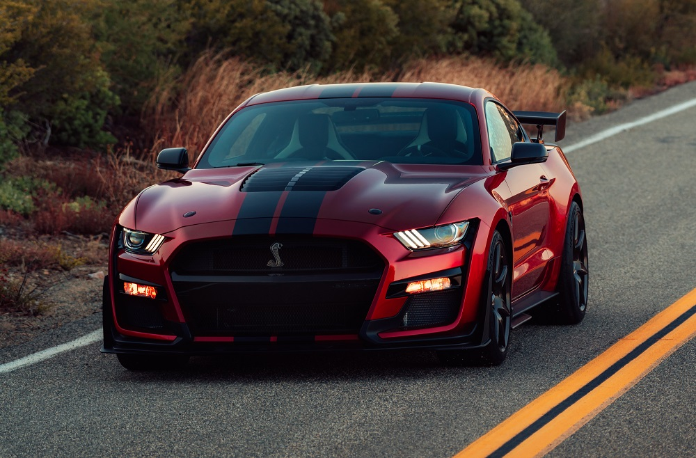 2020 Shelby GT500 Does 0-100-0 Faster Than Just About ...