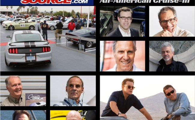 Petersen Celebrates Carroll Shelby And Ford V Ferrari Jan