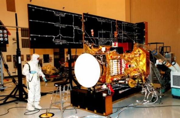 poeira estelar sonda espacial da NASA