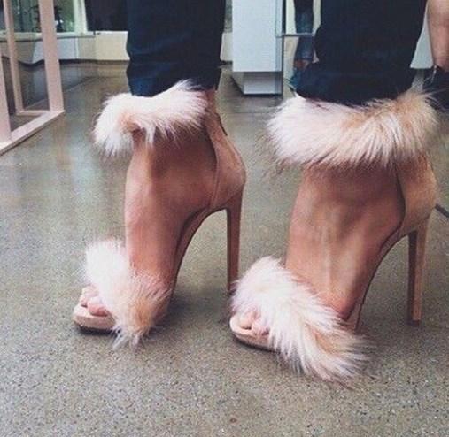 2015-Spring-Summer-High-Heel-Fur-Shoes-Women-Designer-Open-Toe-Nude-Sandals-Cover-Heel-Sexy