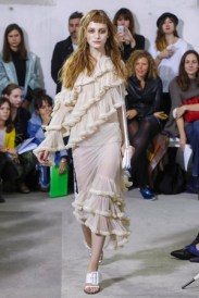 Marques'Almeida Fashion Show Ready to Wear Collection Spring Summer 2016 in London
