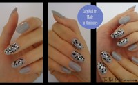 Quick Easy Nail Art Design ~ the best inspiration for