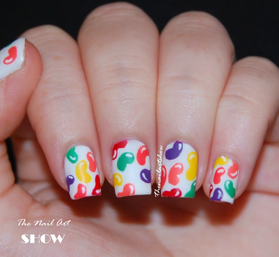 The Nail Art Show Just A 19 Year Old Girl That Loves
