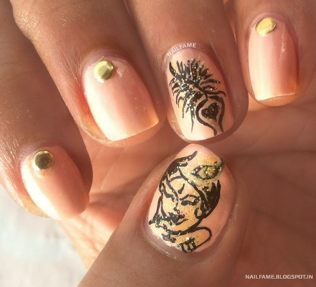 NAILFAME NAIL ART BLOG INDIA