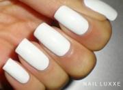 paint white nails nail