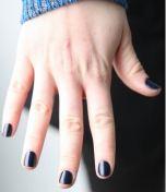 ess Giberson's Fall 2013 bold cobalt blue by Butter Getty Chelsea Lauren