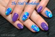 fun creating nail art