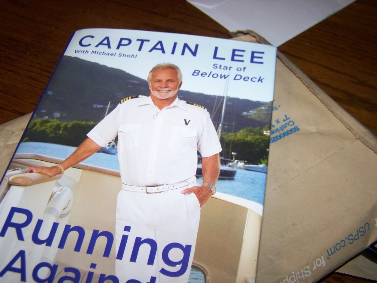 Running Against the Tide: True Tales from the Stud of the Sea by Captain Lee