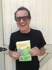 Graham Bonnet with his copy of Only One Woman