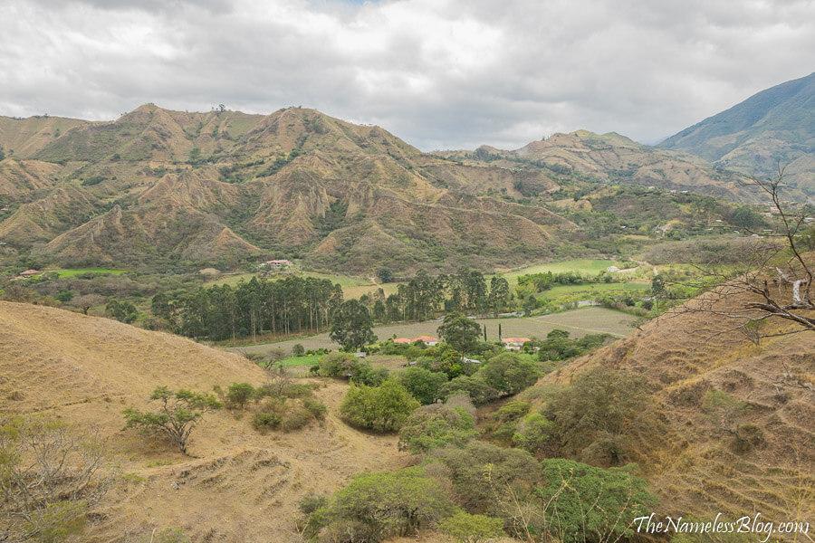 vilcabamba, chaupi loop