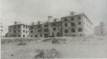 Stanley Hotel Estes Park Construction