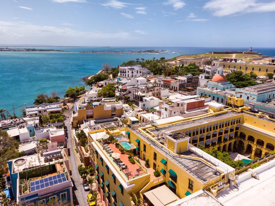 San Juan courtesy of Forbes