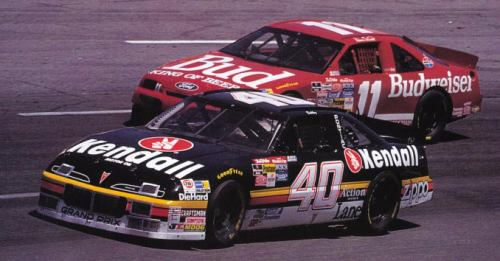 40 Days Until The Daytona 500