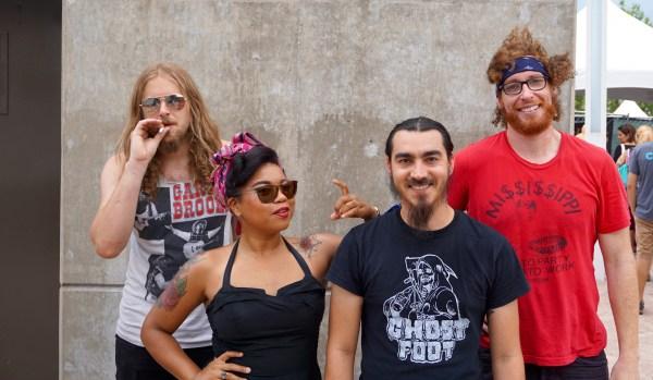 Bayou rockers Seratones