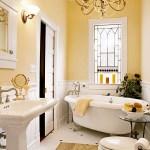 Bathroom with Vintage Vibe