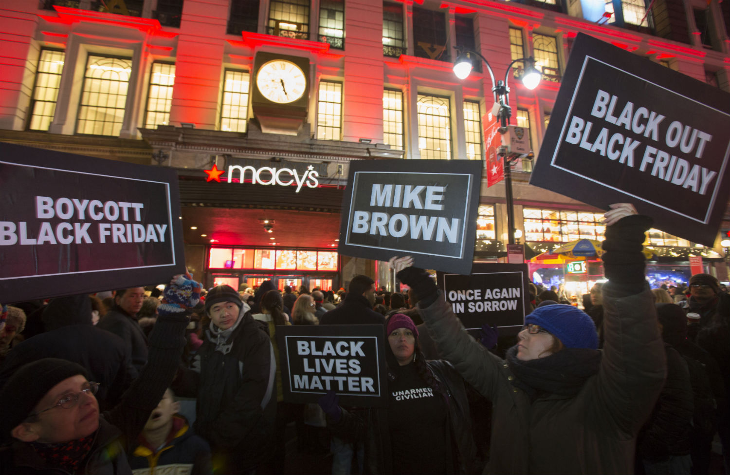 Black Friday ? Black Friday Rage, From Ferguson To Walmart | The Nation