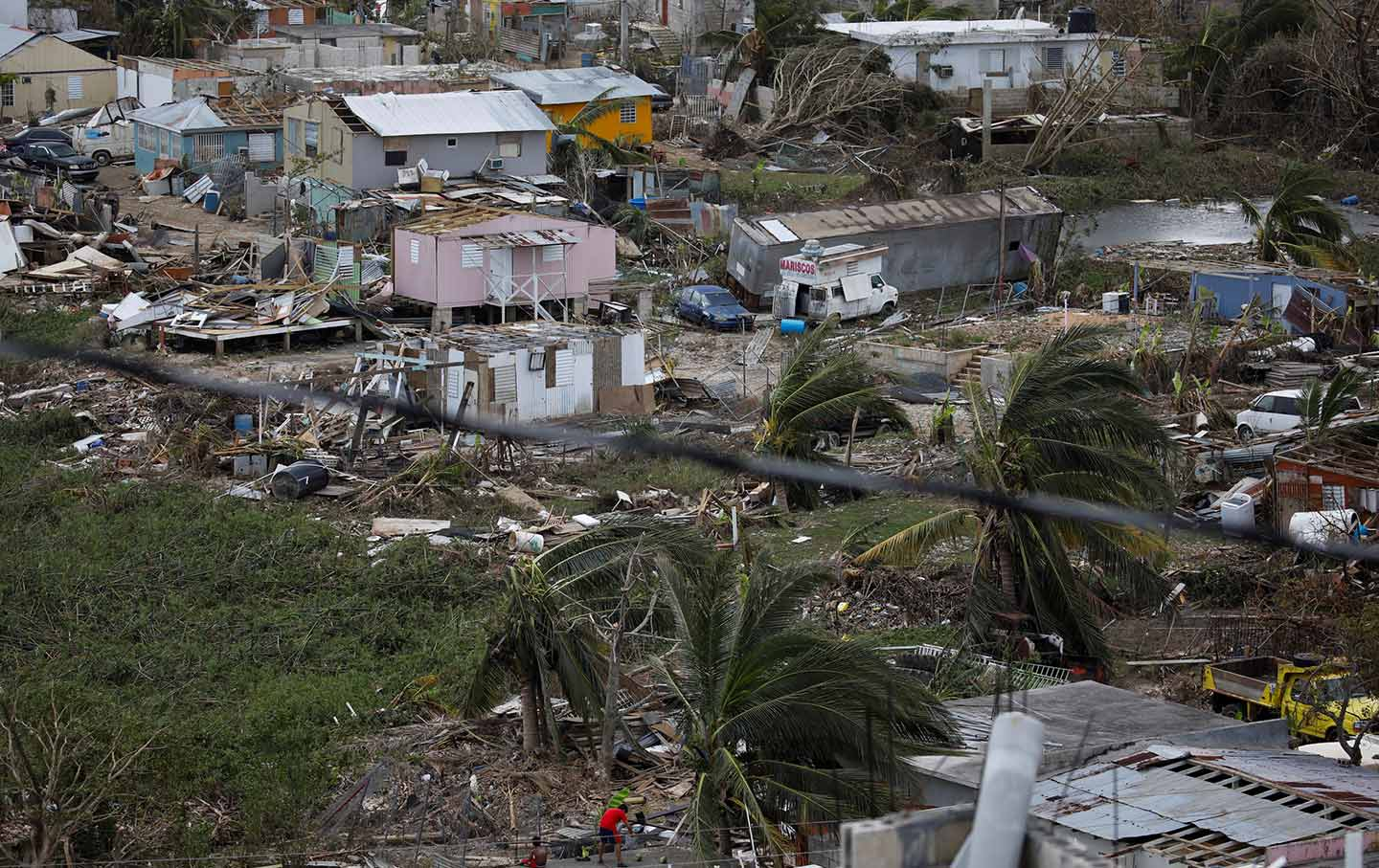 Puerto Rico Needs Massive Emergency Aid Now—and An End To
