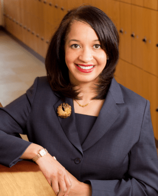 Annamaria Steward, Executive Director of The National Black Lawyers Top 100