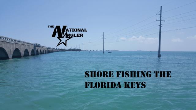 Shore Fishing the Florida Keys