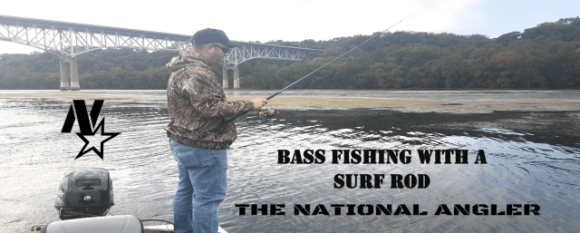 bass-fishing-with-a-surf-rod