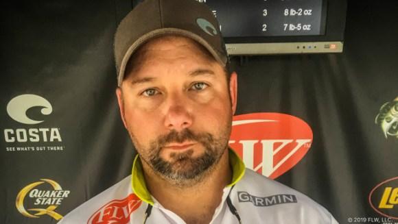 KENTUCKY'S WILSON WINS T-H MARINE FLW BASS FISHING LEAGUE TOURNAMENT ON BARREN RIVER