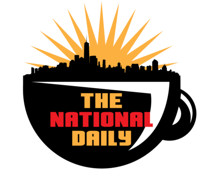 Logo for The National Daily Show