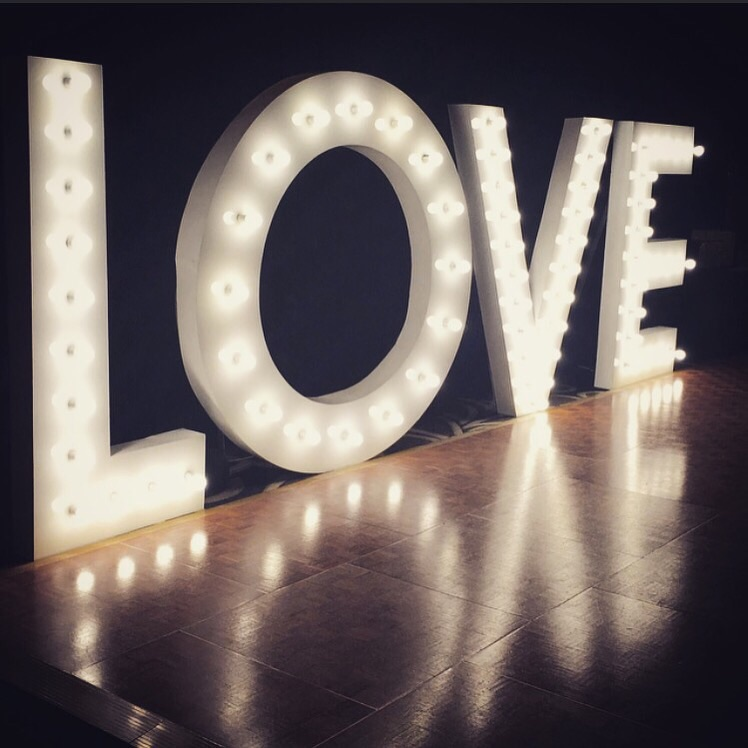the big bright letter co the national wedding directory