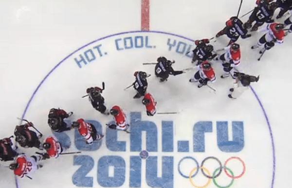 2014 Canada Hockey Olympics
