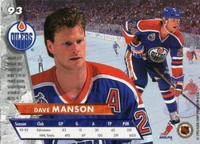 Dave Manson