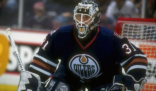 Top 100 Oilers Curtis Joseph 30 Oilersnation