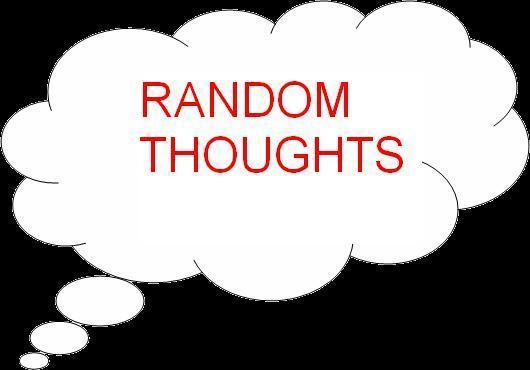 random-thoughts