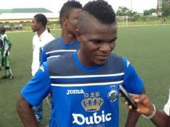 Amanfor: Why I joined Enugu Rangers
