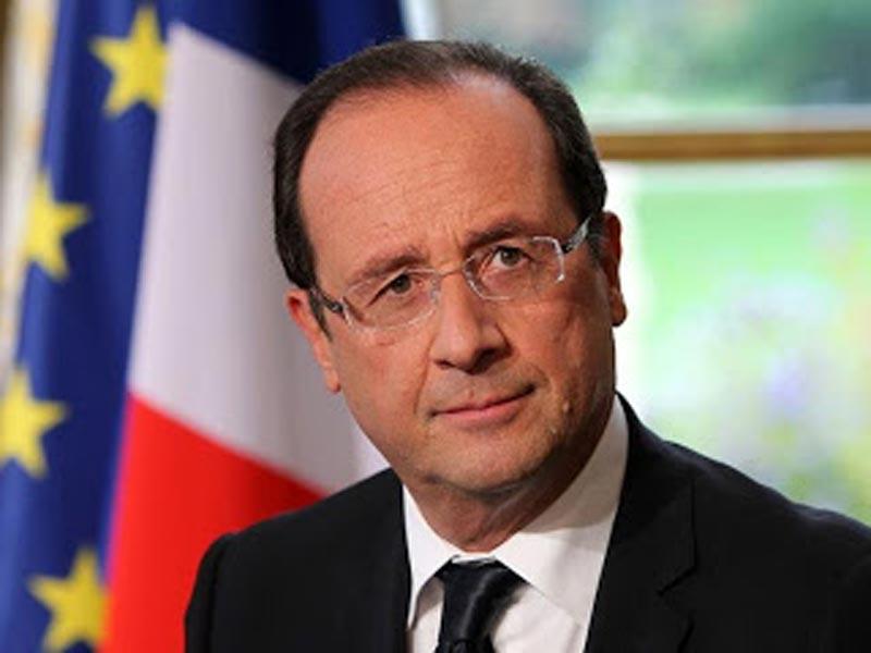 Hollande replies Trump over Paris comment