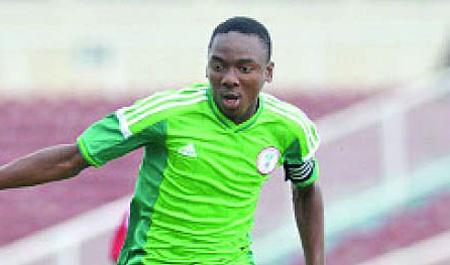 FOOTBALL: Nwakali Gets Number 25 Shirt at Arsenal