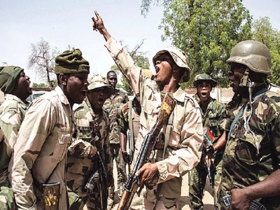 Troops arrest notorious militant 'General Eagle'