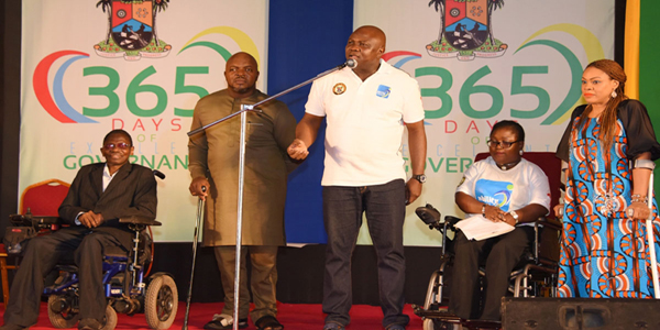 Ambode launches N500m Disability Trust Fund