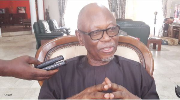 God raised Buhari to save Nigeria from collapse, says Oyegun