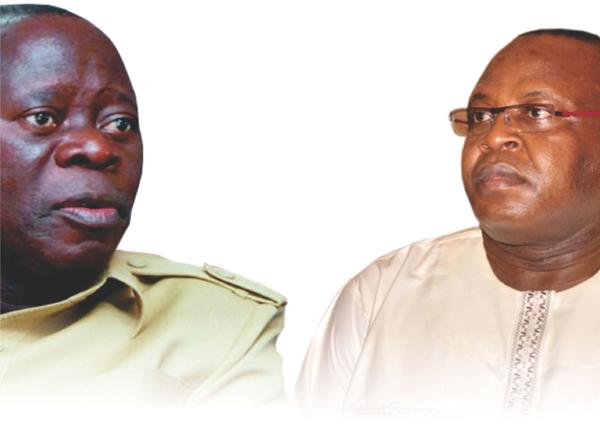PDP 'imported' 8, 000 militants  for Edo polls —Oshiomhole