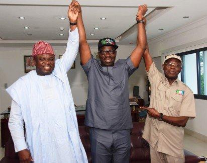 Obaseki wins Edo governorship election