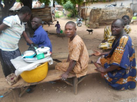 Rural Dwellers in Ayete, Ibarapa North LGA, Oyo state