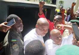 Image result for IPOB chief Kanu to face five charges