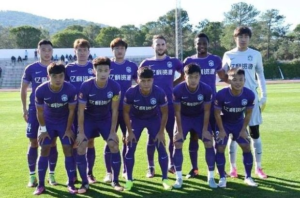 Mikel debuts for new Chinese club