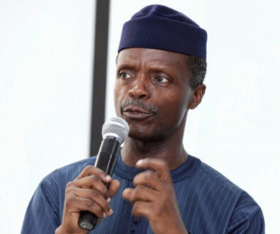 Attract investors to Nigeria ­- Osinbajo