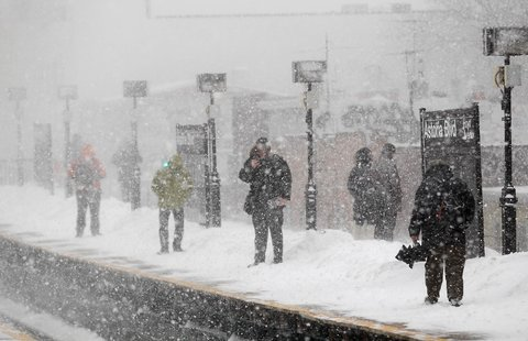 Image result for New York declares winter emergency