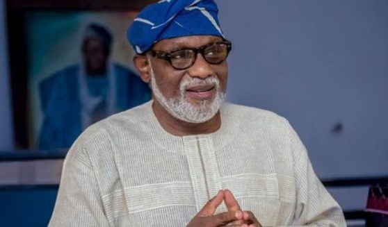 Image result for Governor Rotimi Akeredolu