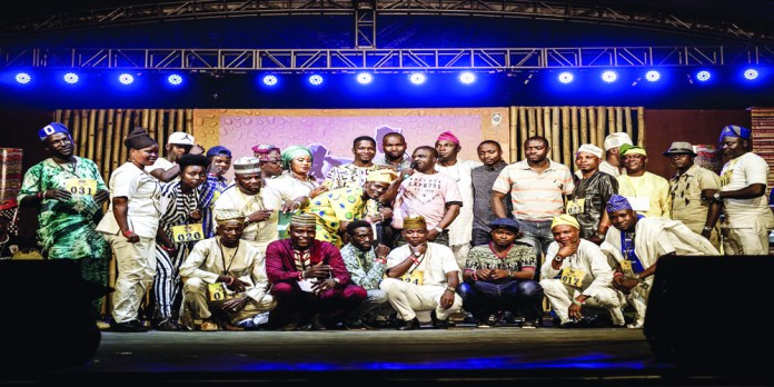 "Image result for 20 artistes compete for ""Ariya Repete"" music concert crown"