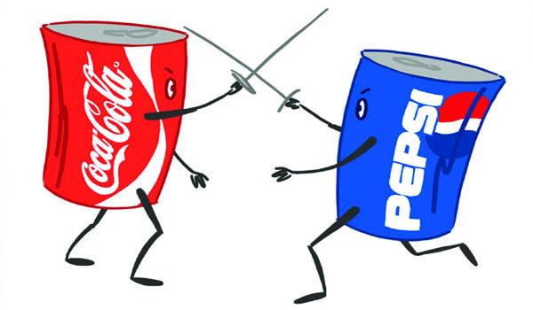 Pepsi-Cola war disrupts market
