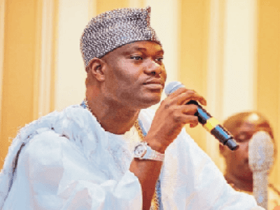 Image result for I'm not happy with happenings in Ekiti –Ooni